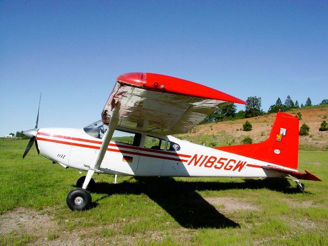 1978 Cessna 185F Skywagon