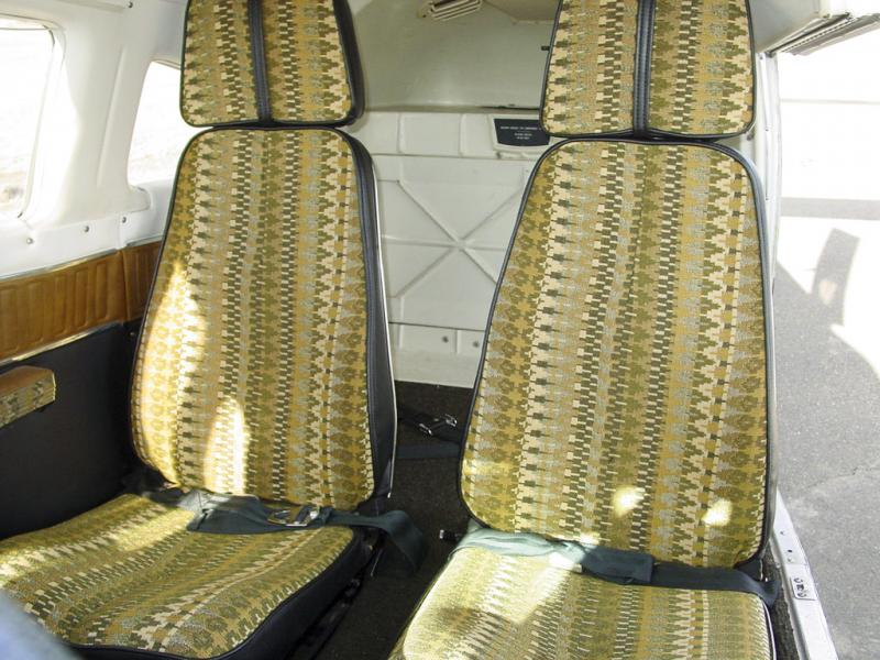 Factory New Old-Stock Rear Seats