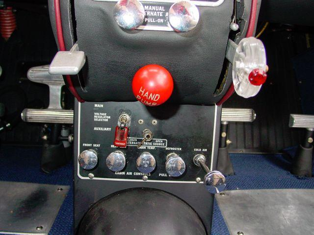 Gear and Flap Controls