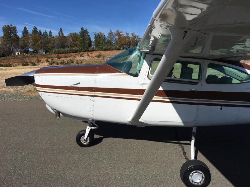 1980 Cessna 182 Turbo RG II