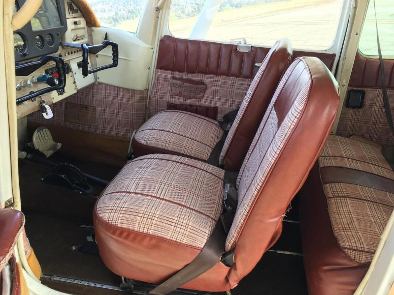 1957 Cessna 180A Skywagon