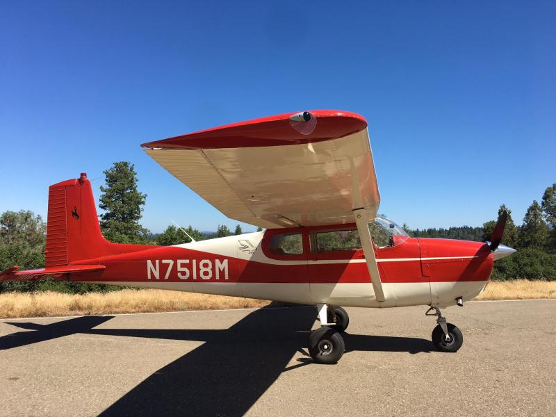 1959 Cessna 175 with 0-470 Engine