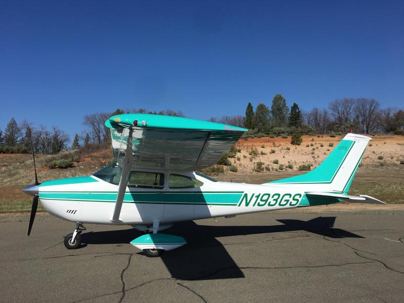 1970 Cessna 182N Skylane with 520 engine