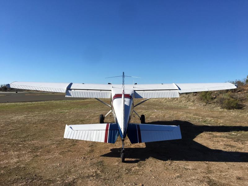 1973 Cessna A185F Skywagon