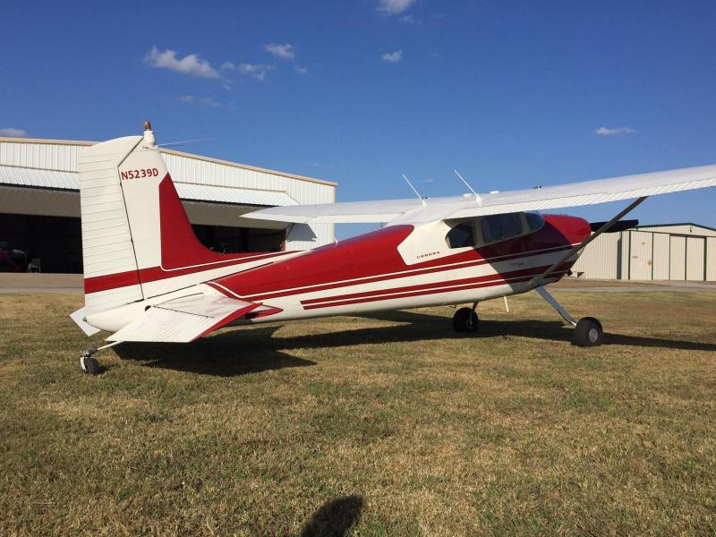 1958 Cessna 180 Skywagon