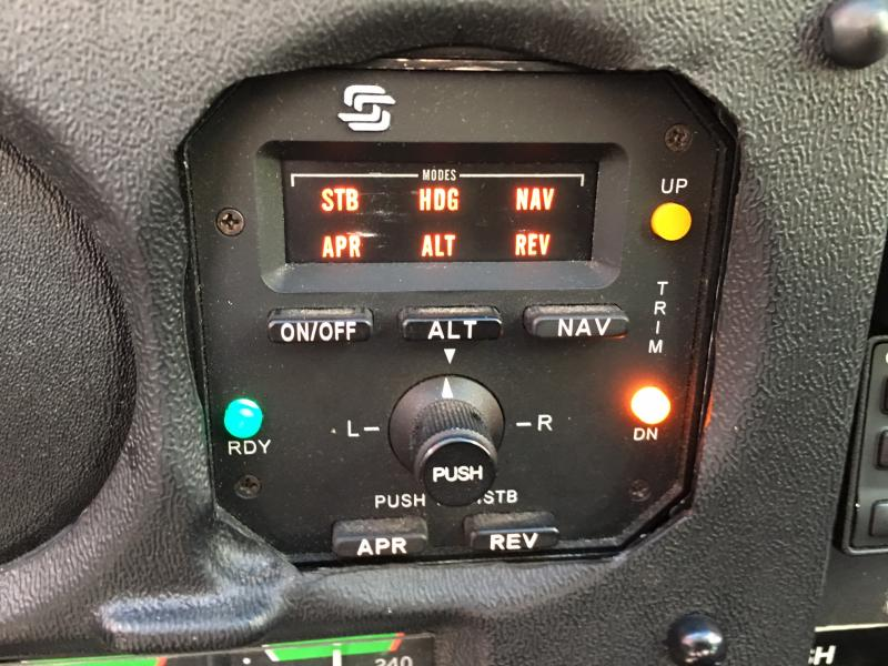 1983 Cessna A185F Skywagon Panel