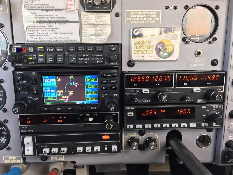 1998 Mooney Encore M20K