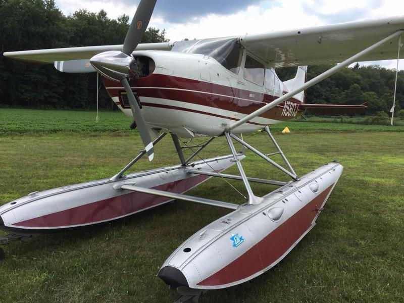 1970 Cessna 185E Skywagon