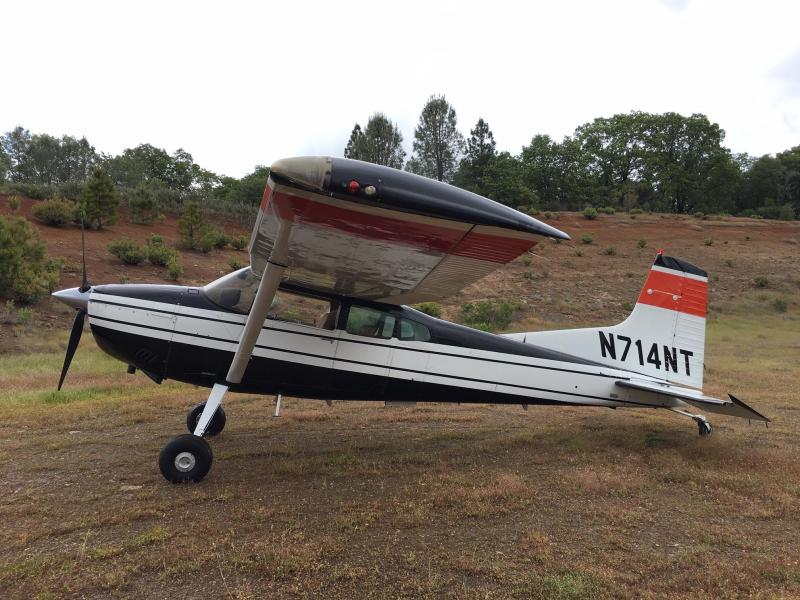 1983 Cessna 185F Skywagon