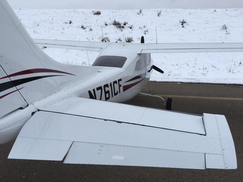 1977 Cessna 210 Centurion 310 HP Intercooled.