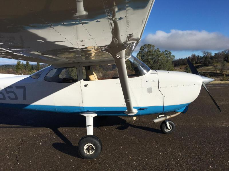 1979 Cessna 172 with Air Plains 180 HP engine upgrade