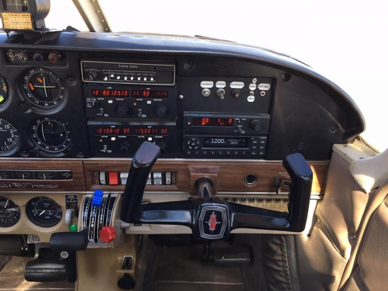 1967 Piper Arrow