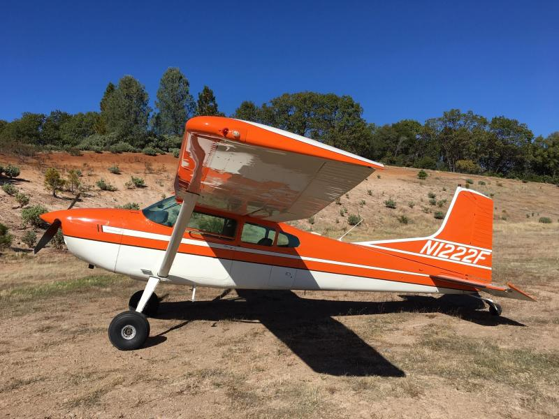 1975 Cessna 185F Skywagon (low time)