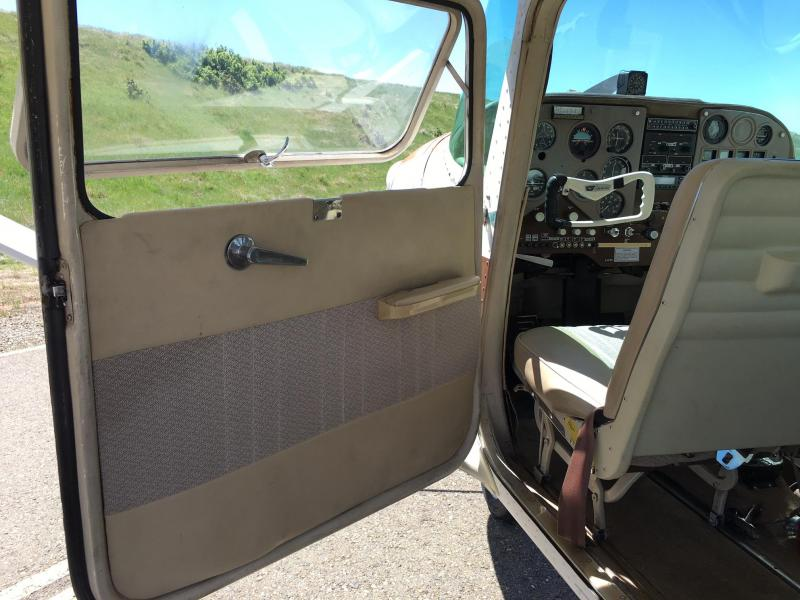 1964 172 with 180 HP