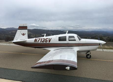 1974 Mooney M20C Ranger