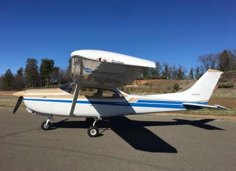 1979 Cessna 182 Turbo RG