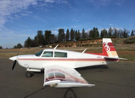 "1981 Turbo Mooney M20J ""201"""