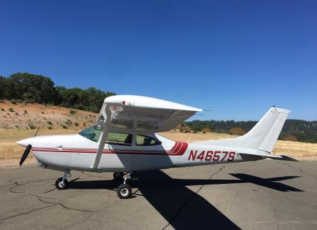 1980 Cessna 182 Turbo RG