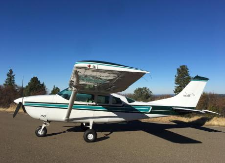 1980 Cessna Turbo 206G Stationair