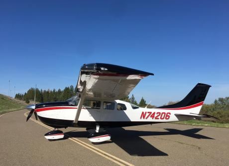 1974 Cessna Turbo 206 310 HP Stationair